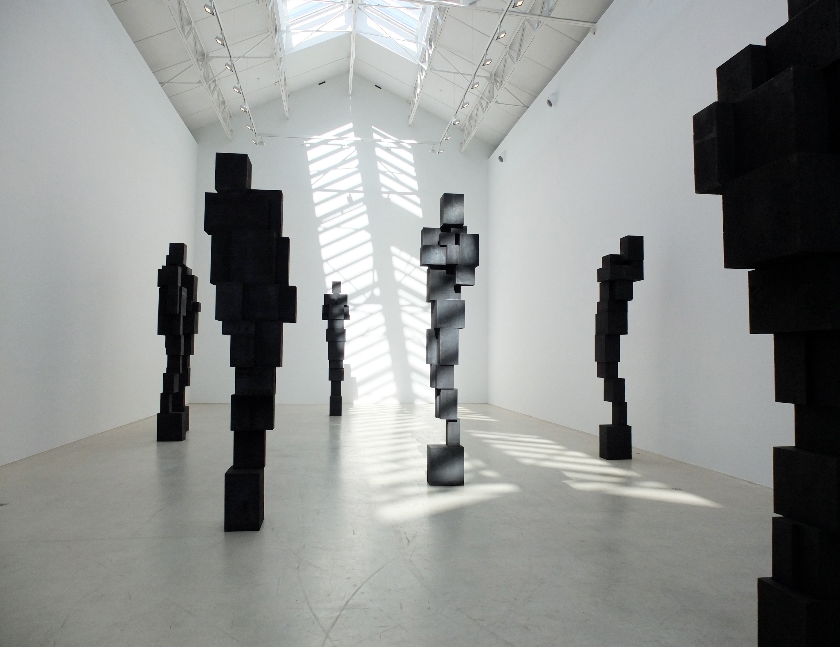 Antony Gormley : Second Body