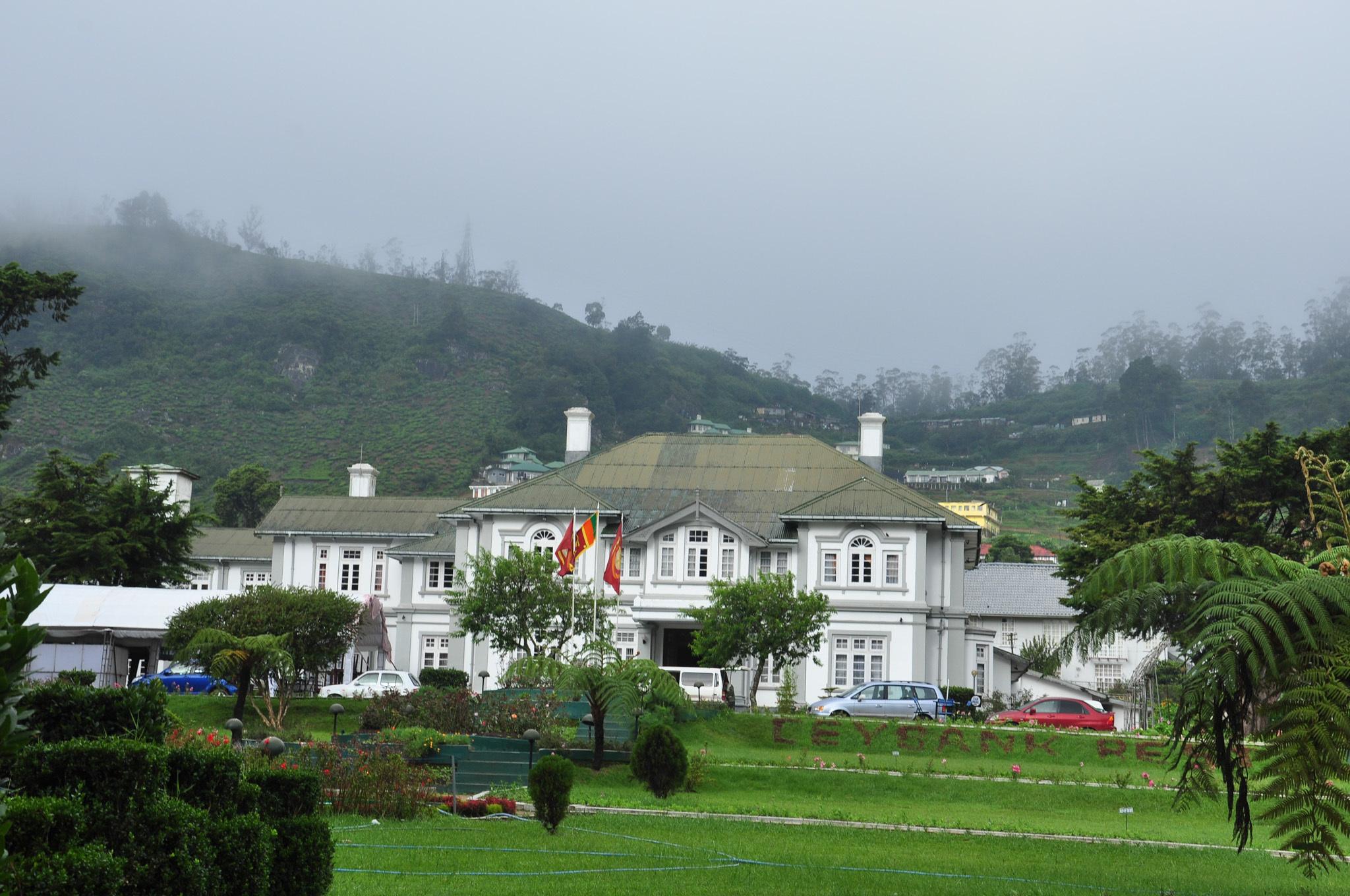 Nuwara Eliya is a town in Sri Lanka