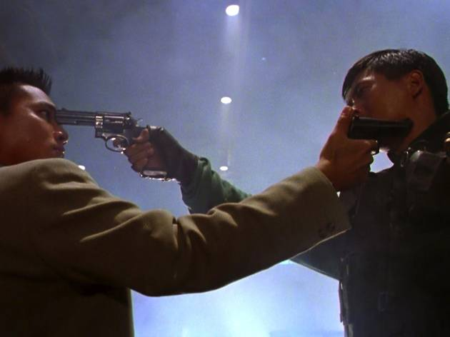 A toute épreuve (de John Woo (1992))
