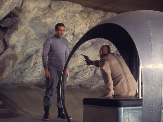 Sean Connery as James Bond in 'You Only Live Twice'