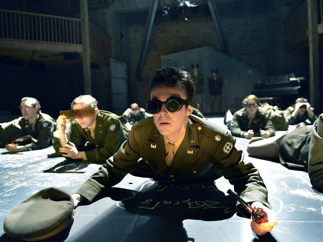 15 London theatre shows we loved the most in 2015: Oppenheimer, RSC