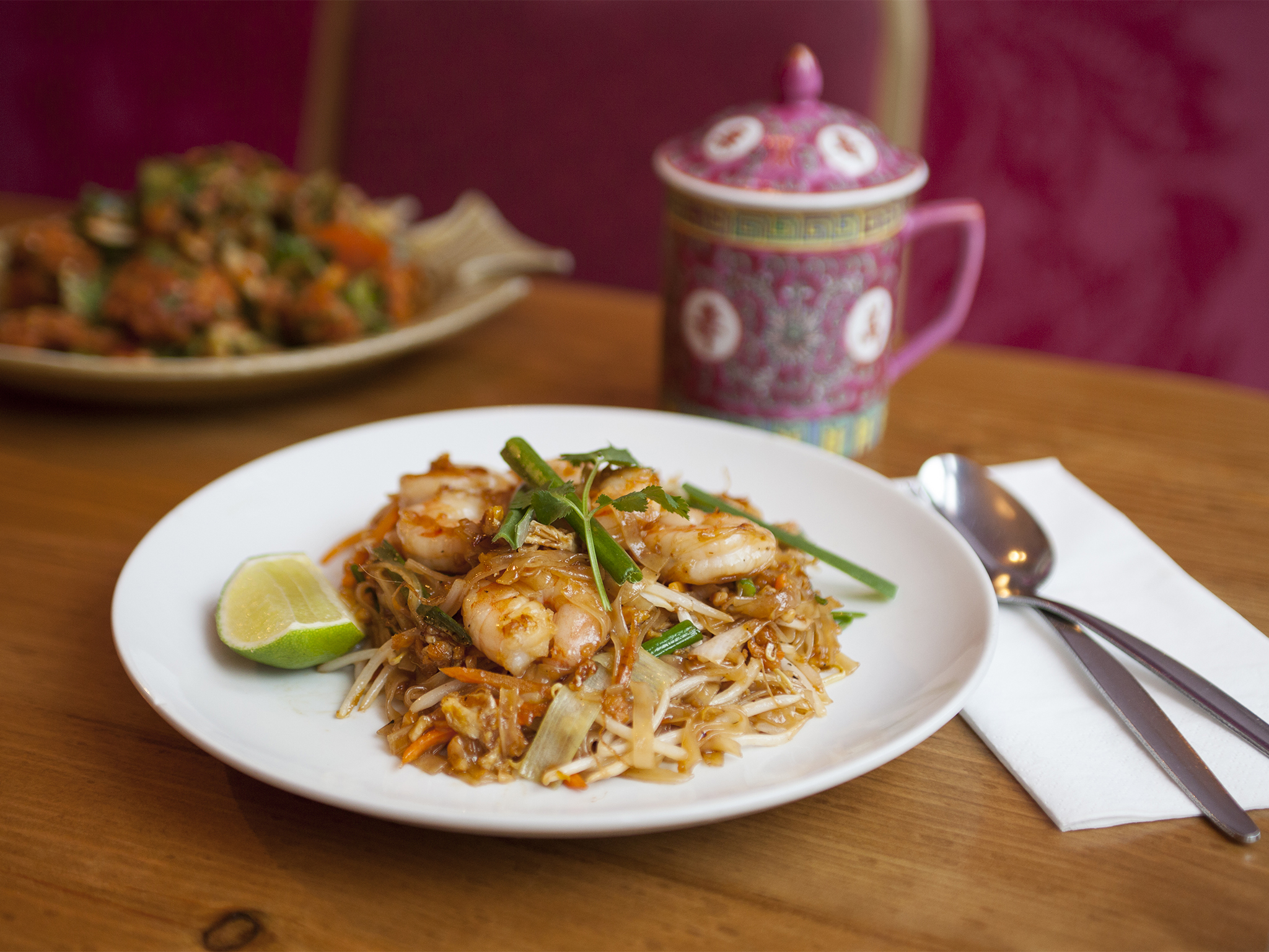 101 Thai Kitchen Restaurants In Ravenscourt Park London