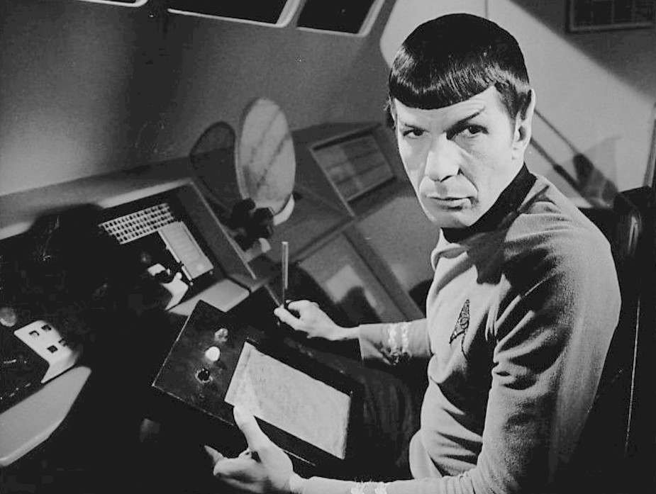 Spock lived long and prospered: RIP Leonard Nimoy