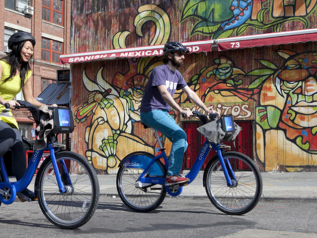 Bike New York Guide To The Best Bike Routes And Bike Shops