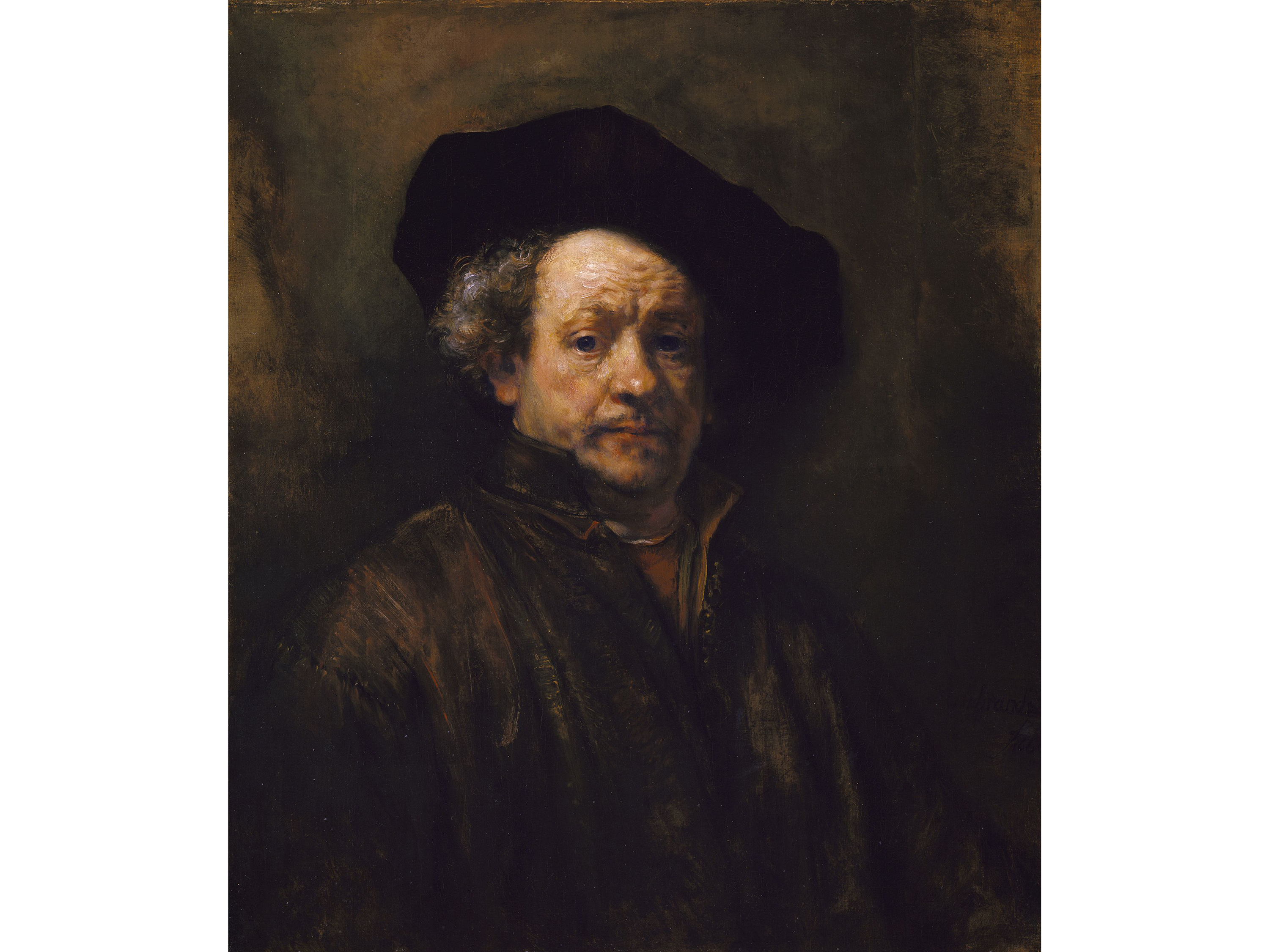 Self-Portrait (1660), Rembrandt