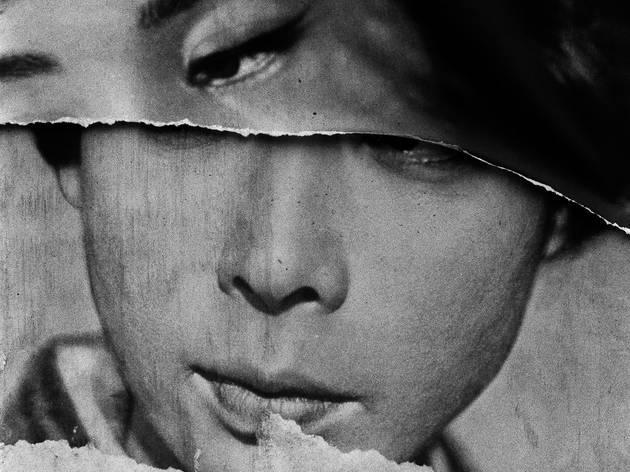 Cine Poster, Tokyo, 1961 (© William Klein / Polka Galerie)