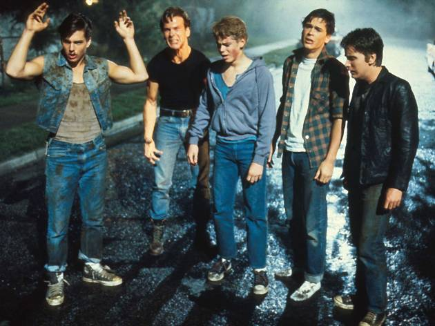 Best teen movies, The Outsiders