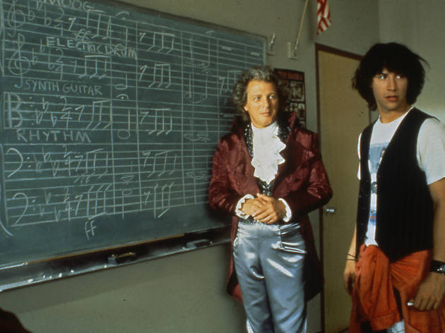 Best teen movies, Bill & Ted's Excellent Adventure