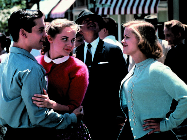 Best teen movies, Pleasantville