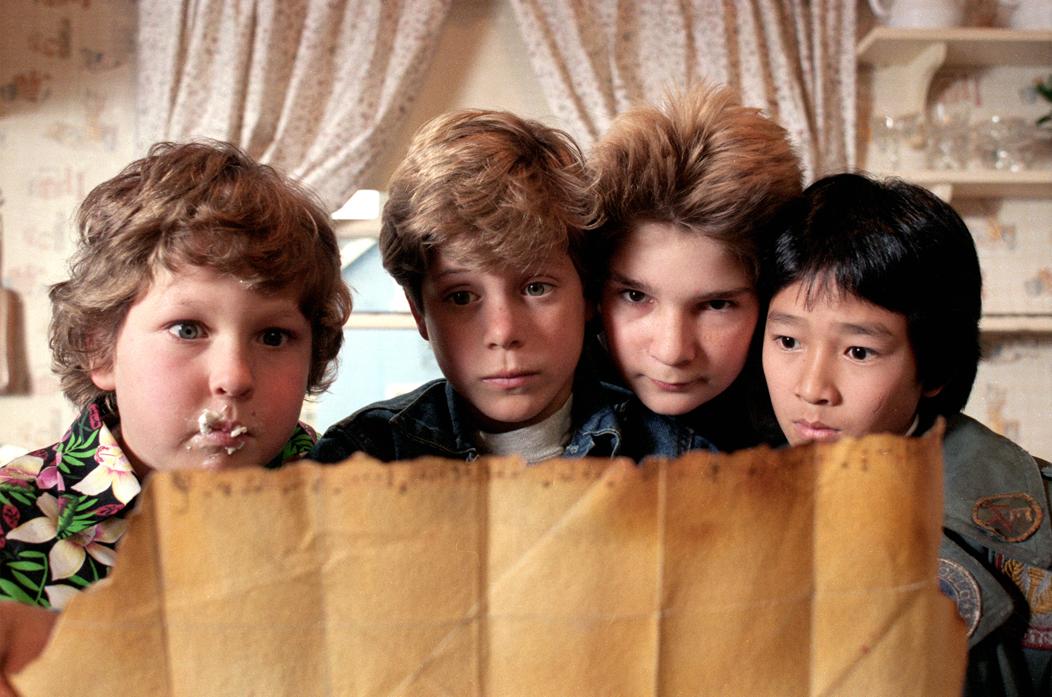 July 3, The Goonies