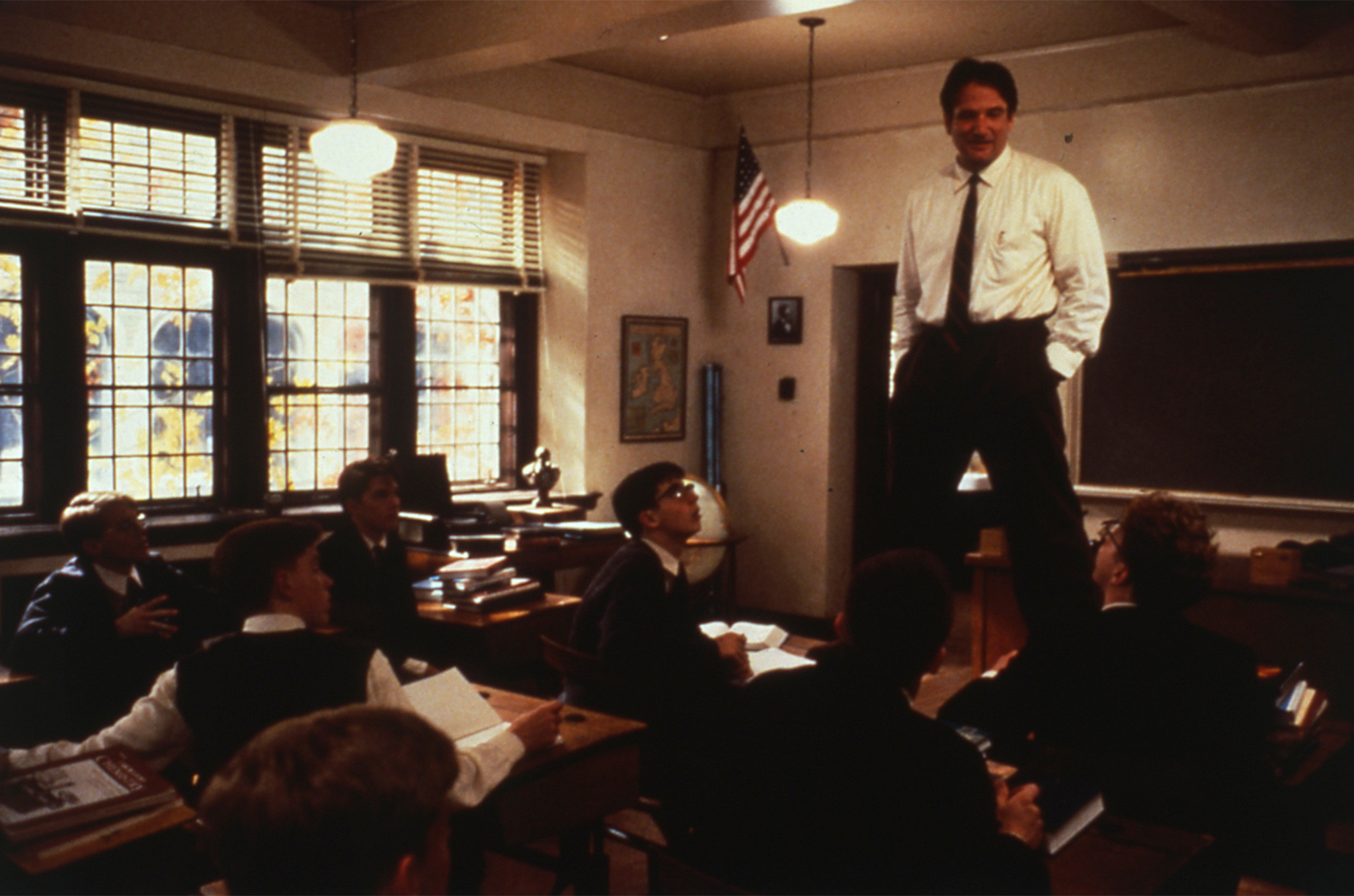 Best teen movies, Dead Poets Society