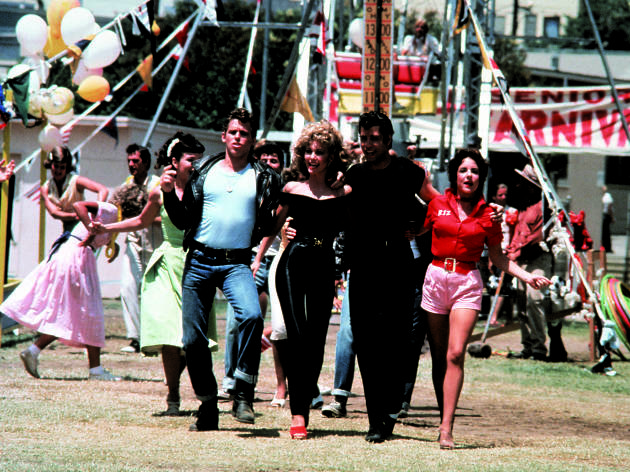 Best teen movies, Grease