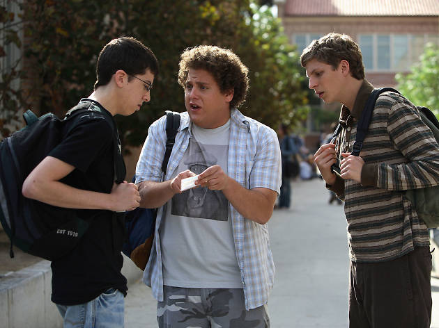 Best teen movies, Superbad