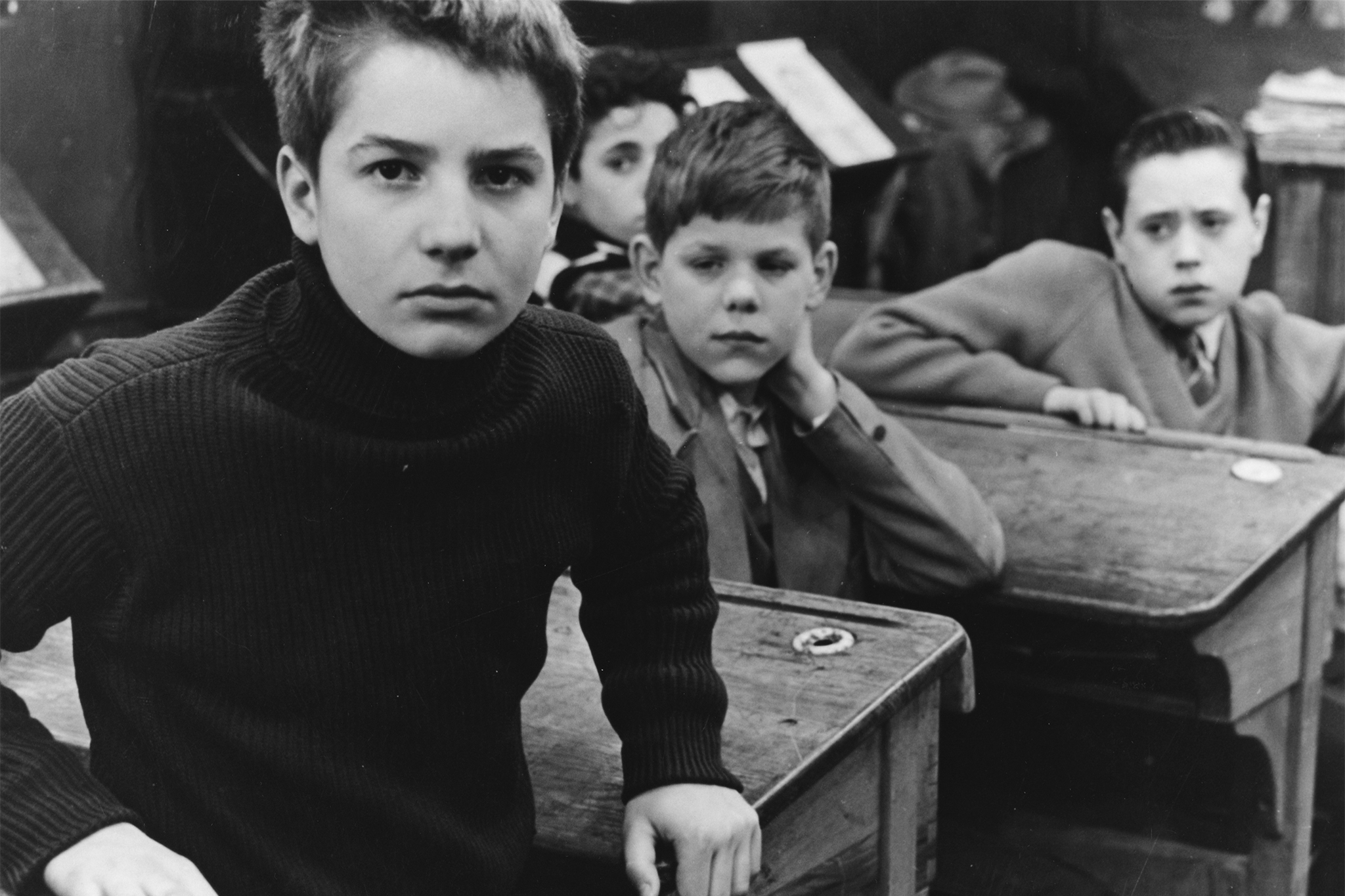 Best teen movies, The 400 Blows