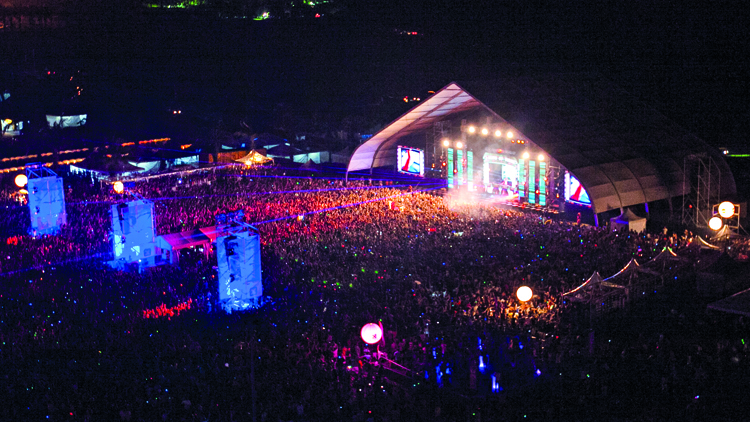 Guide to Future Music Festival Asia