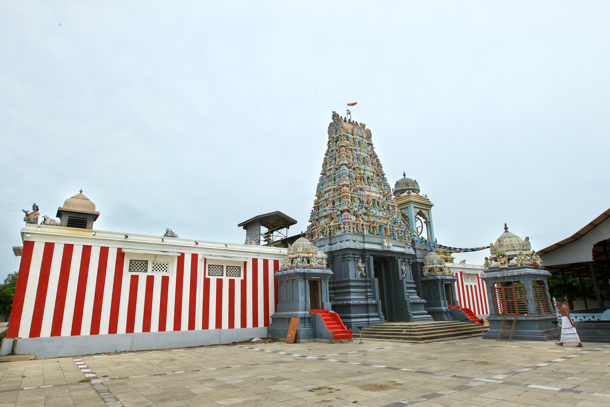 Thiruketheeswaram is a kovil in Mannar