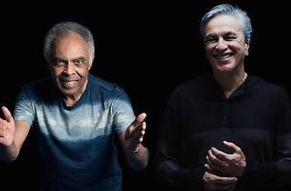 Guitar BCN 2015: Caetano Veloso & Gilberto Gil