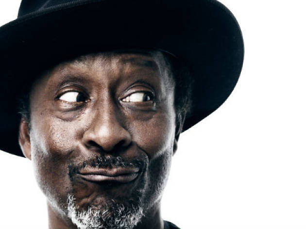 Clarke Peters, bristol Jazz Festival