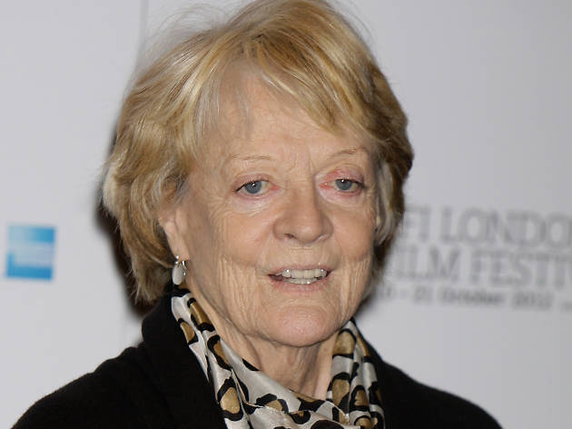 Maggie Smith, The Lady in the Van, 2016 Oscar predictions
