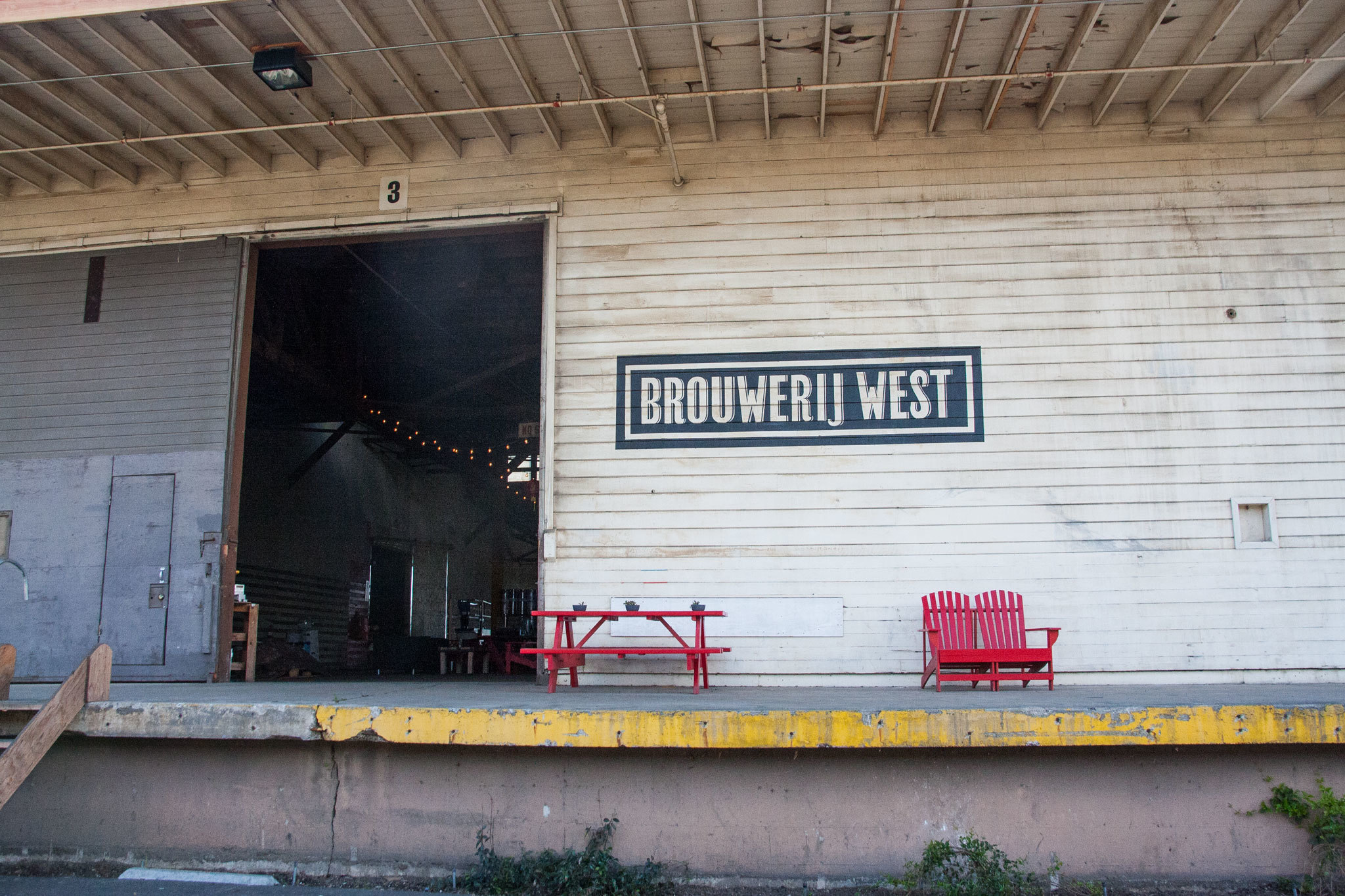 Brouwerij West: the greenest craft brewery in SoCal