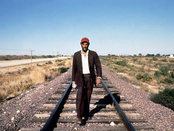 Paris, Texas + Wim Wenders intro