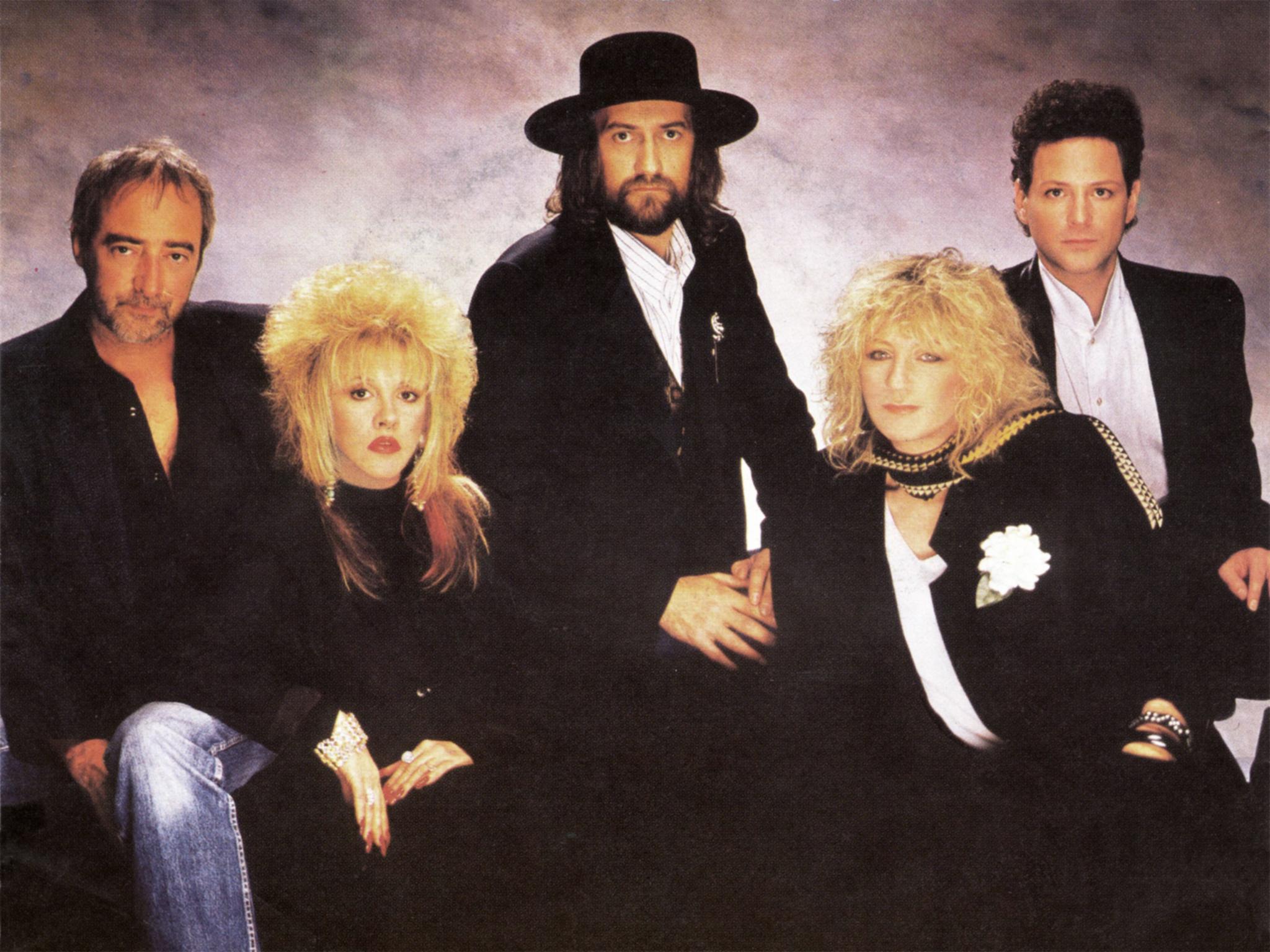 Ban photograph of Fleetwood Mac
