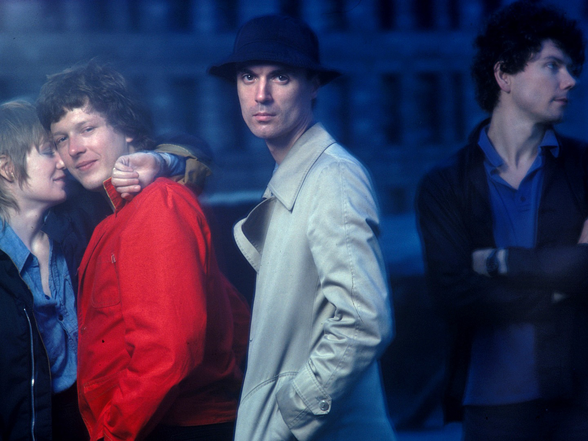 'Once in a Lifetime' – Talking Heads