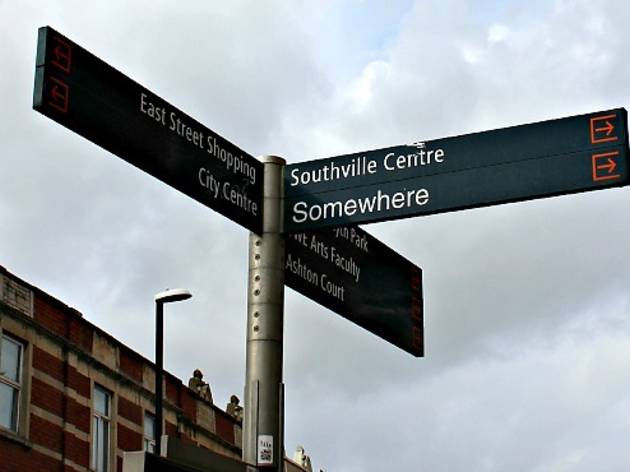 You know you live in Southville when…