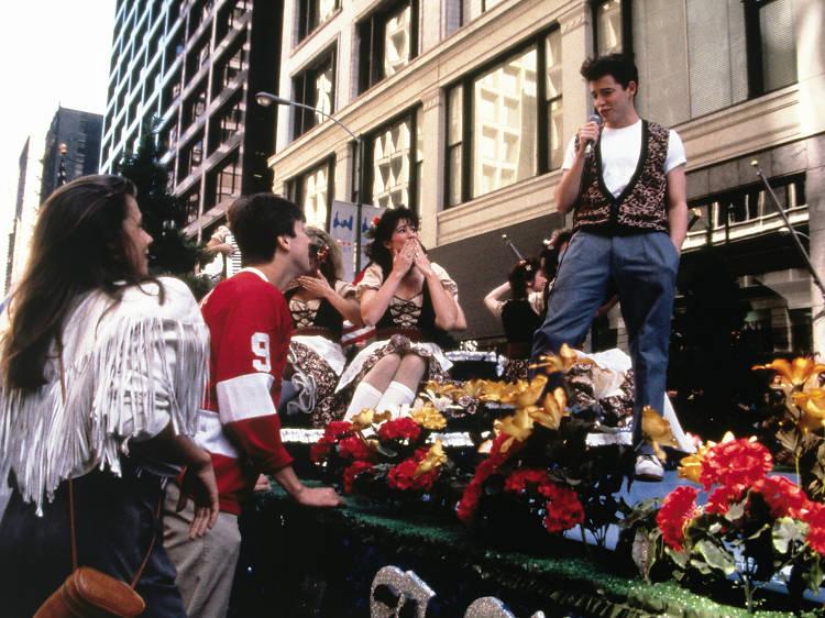 Ferris Beuller's Day Off (1986)