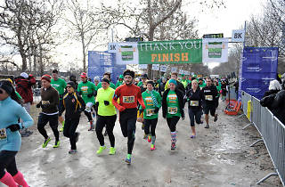 What was once the St. Paddy's Day 5K and 8K Run is now the Leprechaun Leap