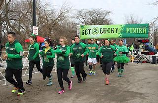 Get Lucky Half Marathon and 7K