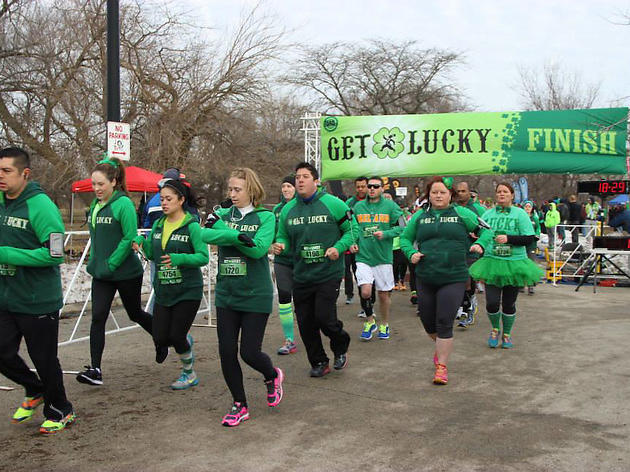 Get Lucky Half Marathon and 7K