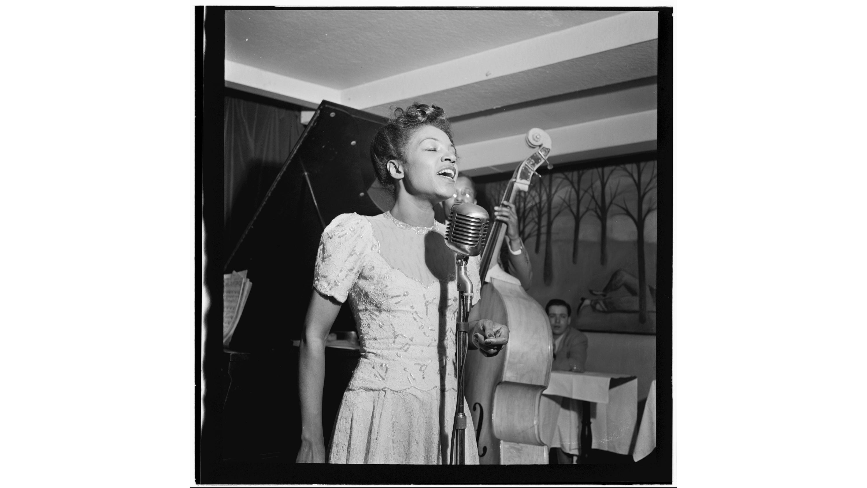 Portrait of Josephine Premice, Village Vanguard, New York, N.Y., ca. July 1947