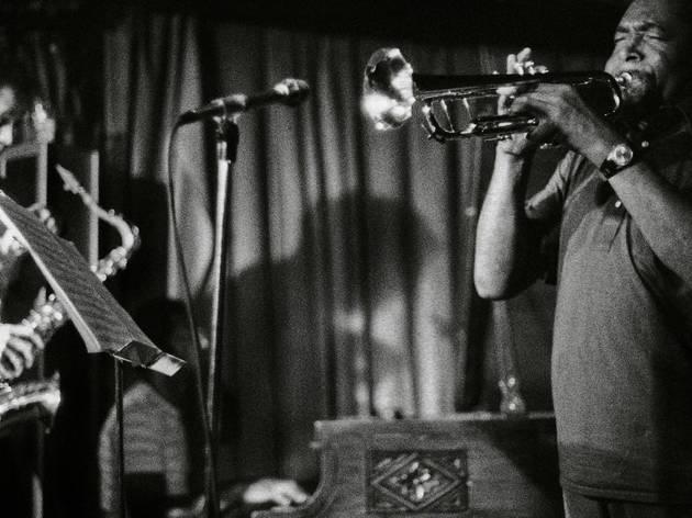 Dexter Gordon & Benny Bailey