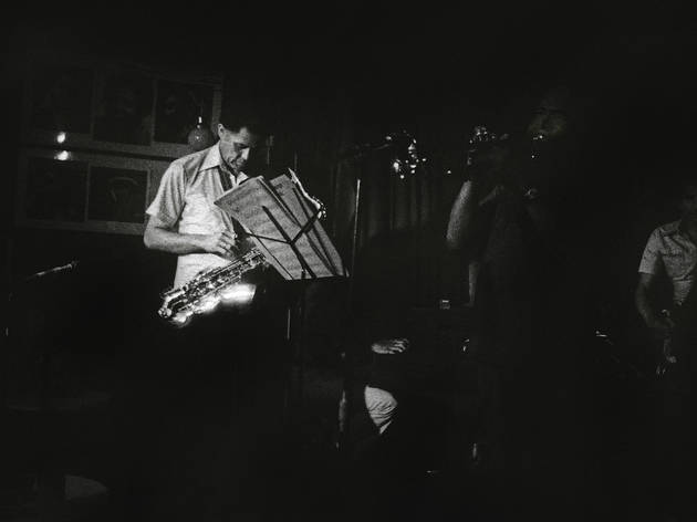 Dexter Gordon Quartet - Village Vanguard