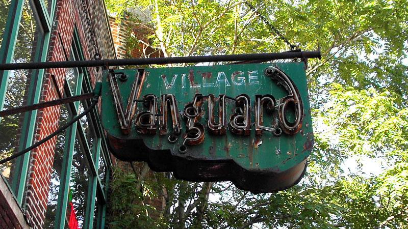 Village Vanguard Taken on October 17, 2005