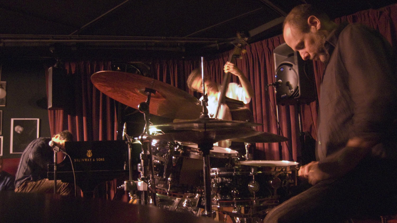 Brad Mehldau Trio at the Village Vanguard Taken on November 22, 2005