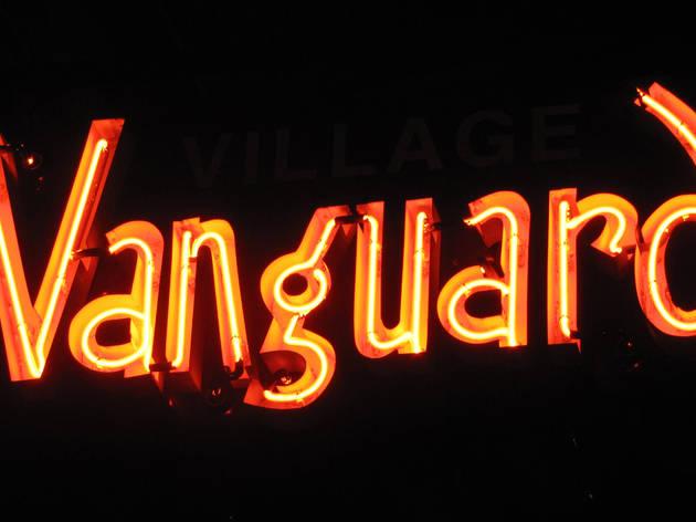 Village Vanguard Neon Greenwich Village, New York, July 29, 2009