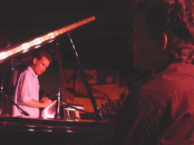 Brad Mehldau Trio at the Village Vanguard Taken on May 9, 2009