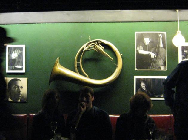 Village Vanguard, NYC Taken on April 23, 2010