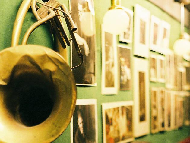 Village Vanguard Taken at the legendary Jazz Club in West Village, NY. Taken on August 6, 2013