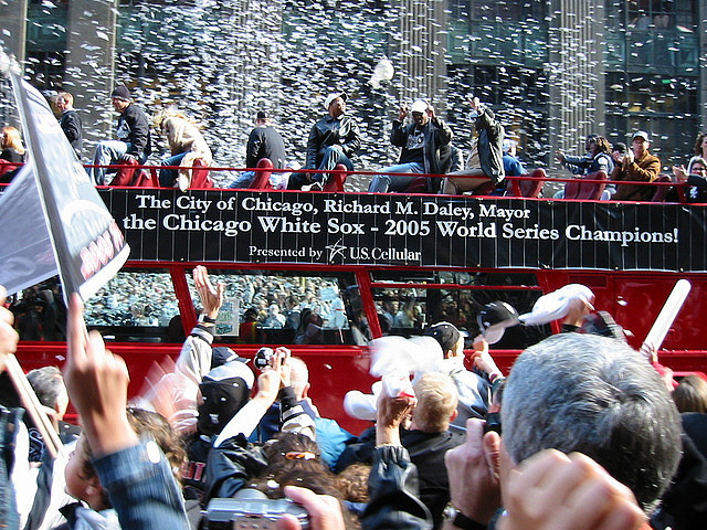 The White Sox brought a World Series title to Chicago