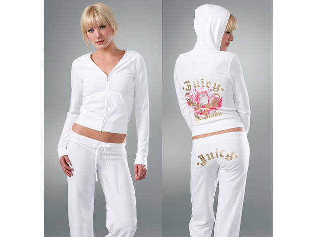 Juicy tracksuits