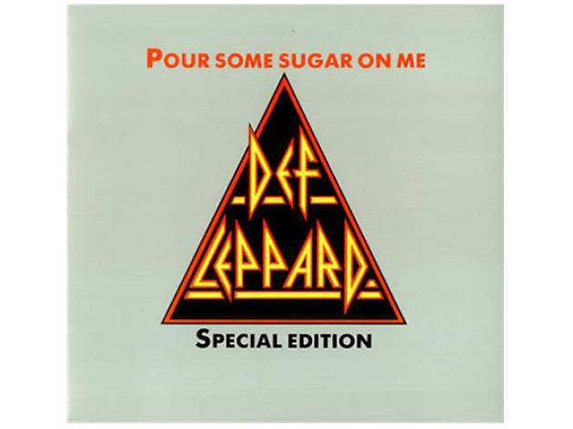 Def Leppard – Pour Some Sugar on Me