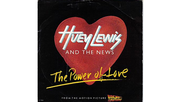 'The Power of Love' – Huey Lewis & The News