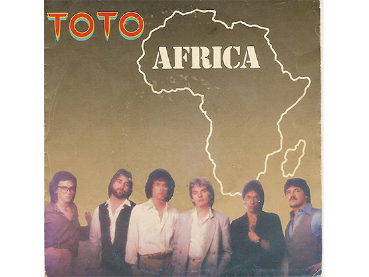 """""""Africa"""" by Toto"""