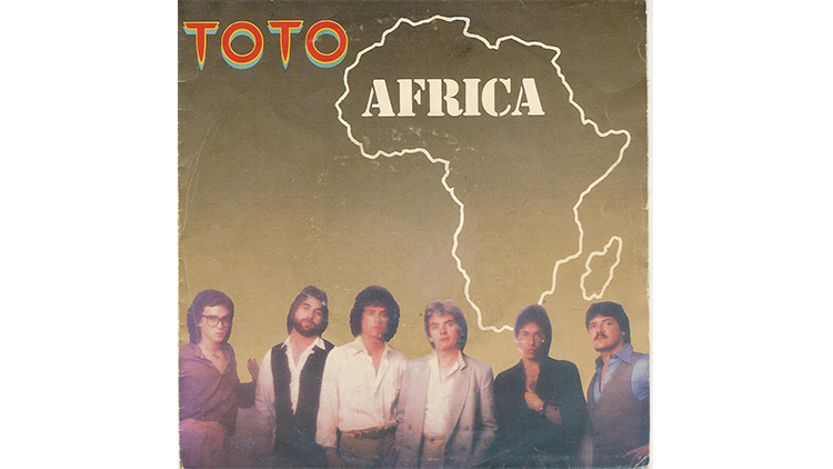 'Africa' – Toto