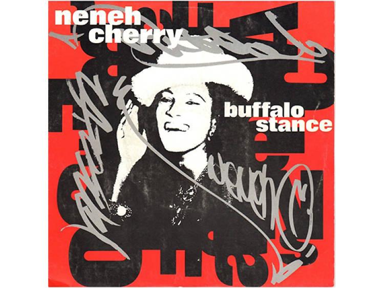 'Buffalo stance', Neneh Cherry