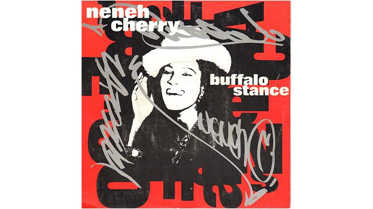 Neneh Cherry –Buffalo Stance