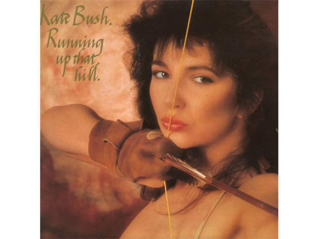 Kate Bush – Running Up That Hill